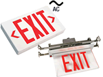 AC Exit Signs