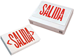 Spanish Exit Signs | Salida Signs