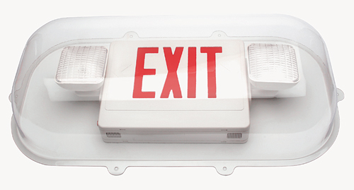 Exit Sign Covers And Faceplates