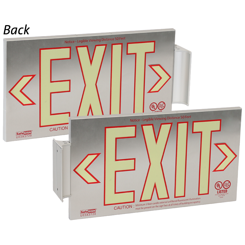 City of Chicago Approved Products - The Exit Light Co