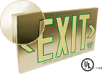 SuperGlow™ Exit Sign