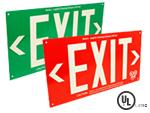 AlumaGlow™ Exit Sign