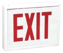 Chicago Approved Exit Signs