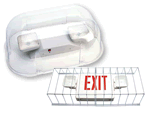 Exit Sign Covers and Accessories