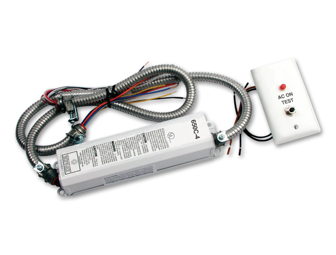 BAL650C-4 Emergency Ballast: SimplyExitSigns.com, SKU - EXIT ... on