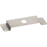 PM100 Exit Sign Conduit Bracket