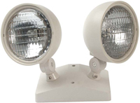 Remote Lamp Head, Double Head