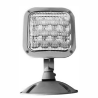 LED Remote Lamp Head, single head, 7.2 Watts