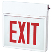 Chicago-Approved Exit Sign with Battery Backup Standard