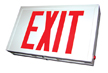 Chicago-Approved Exit Sign