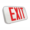 Compact LED Exit Sign, UL924 And NFPA 101