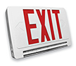 Lightpipe Led Exit Sign