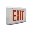 Low Level LED Exit Sign Combo